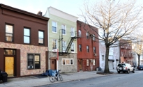 SOLD-HISTORIC BRICK TOWNHOUSE!