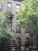 THREE STORY BROWNSTONE NEEDS TLC